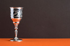 Silver Goblet Royalty Free Stock Photos