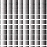 Silver gradient square cross background Stock Image