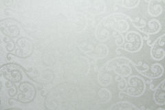 Artificial fabric artsy glamour texture silver gray color Royalty Free Stock Photos