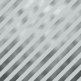 Silver Gray Metallic Grey Faux Foil Diagonal Stripes Royalty Free Stock Image