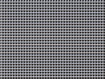 Silver grid Stock Photos