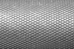 Silver industrial background. Stock Image