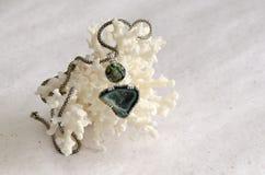 Silver Jewellery Stock Image