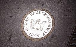 Silver Jubilee Walkway Stock Images