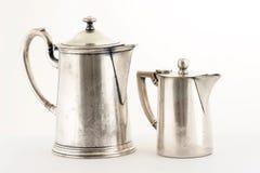 Free Silver Jug Royalty Free Stock Photography - 1846257