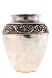Silver jug Stock Image