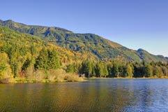 Silver Lake, κομητεία Whatcom Στοκ Εικόνες
