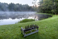 Free Silver Lake At Dawn Stock Images - 16128404