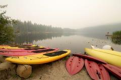 Silver lake Stock Image