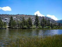 Silver Lake Resort Stock Images