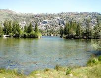 Silver Lake tillgriper Royaltyfria Bilder
