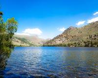 Silver Lake Ucieka się Zdjęcia Royalty Free
