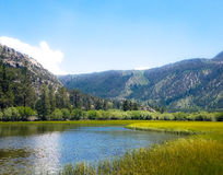 Silver Lake Ucieka się Zdjęcia Stock