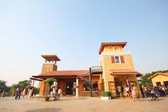 Silver Lake winnica, Pattaya Tajlandia Fotografia Stock