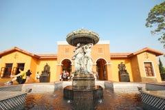 Silver Lake winnica, Pattaya Tajlandia Fotografia Royalty Free