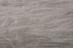 Silver leather texture and background Stock Images