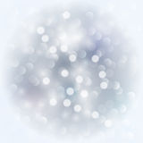 Silver light background Stock Image