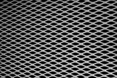 Silver Mesh Royalty Free Stock Image