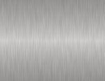 Silver metal Stock Image