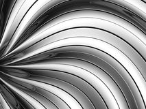 Silver metal abstract stripe background Royalty Free Stock Photo