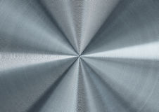 Silver metal background Stock Image