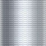 Silver metal background Stock Photos