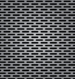 Silver metal background Royalty Free Stock Image