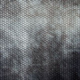 Silver Metal Grid Texture Stock Photography