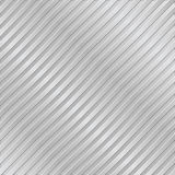 Silver metal striped background Royalty Free Stock Images