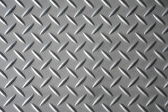 Silver metal texture background. Royalty Free Stock Photos