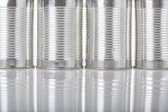 Tins Royalty Free Stock Photos