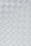Silver metallic pattern Royalty Free Stock Photos
