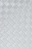 Silver metallic pattern. Close up of silver metallic pattern background Royalty Free Stock Photos