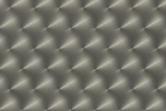 Silver metallic steel background Stock Photos