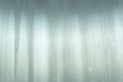 Silver metallic surface texture Stock Photos