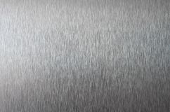 Free Silver Metallic Texture. Stainless Steel Texture Close Up Stock Photo - 142330390
