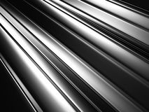 Silver Metallic Textured Abstract Background Royalty Free Stock Images