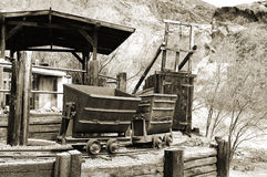 Silver Mine Stock Photos
