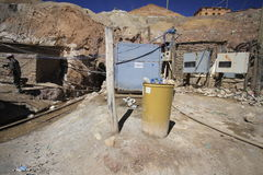 Free Silver Mines Of Potosi Bolivia Stock Photo - 55441080