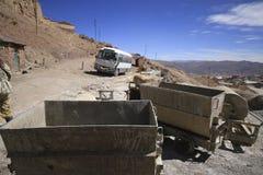 Free Silver Mines Of Potosi Bolivia Stock Photos - 55441393