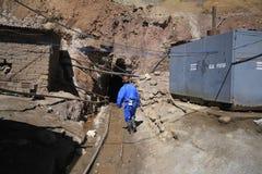 Free Silver Mines Of Potosi Bolivia Stock Image - 55441401