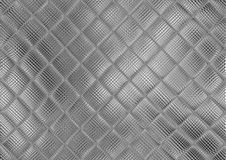 Silver mosaic Royalty Free Stock Photography