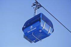 Silver Mountain Gondola, Kellogg, Idaho Royalty Free Stock Images