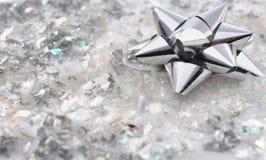 Silver node Stock Photo