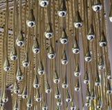 Silver och guld Royaltyfria Bilder