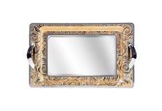 Silver och guld- silver Royaltyfri Bild