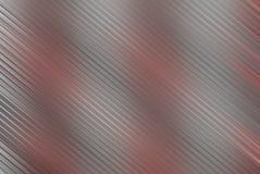Silver och rött i rörelsesuddighet Royaltyfria Foton