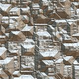 Silver ore Royalty Free Stock Photography
