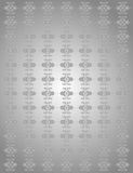 Silver oriental fancy background Stock Photos