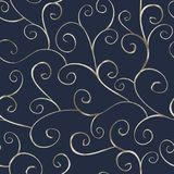 Silver oriental seamless pattern stock images